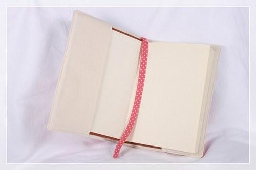 Obal na knihu Tour des Fleurs + zrcátko