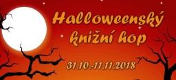 Vyhodnocení – Hallowenský knižní hop – aktualizace