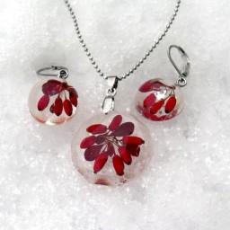Šperky s vůní přírody